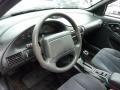 2000 Chevrolet Cavalier Graphite Interior Prime Interior Photo