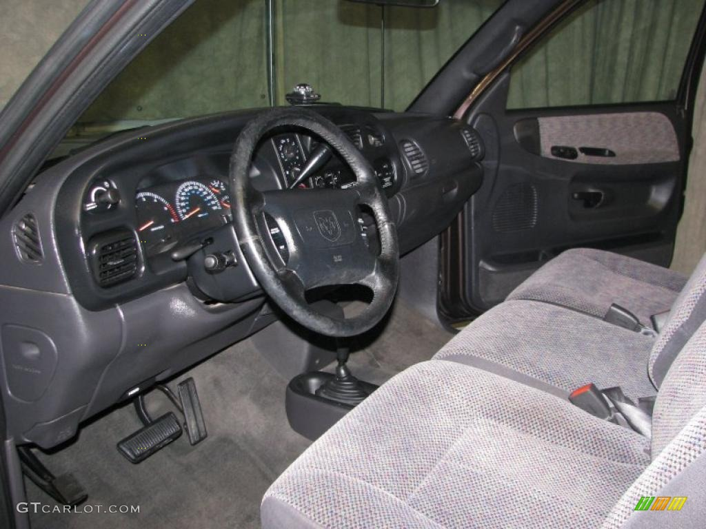 1998 Dodge Ram 1500 Laramie Slt Regular Cab 4x4 Interior