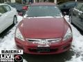 Moroccan Red Pearl - Accord SE Sedan Photo No. 2