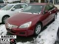 Moroccan Red Pearl - Accord SE Sedan Photo No. 3