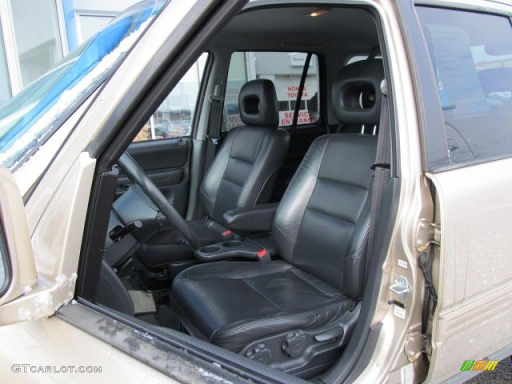 Honda crv 2000 interior