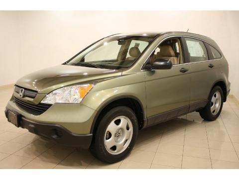 2009 Honda CR-V LX Data, Info and Specs