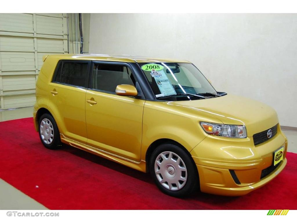 2008 gold rush mica scion xb release series 5 0 42928297 photo 24 car color. Black Bedroom Furniture Sets. Home Design Ideas