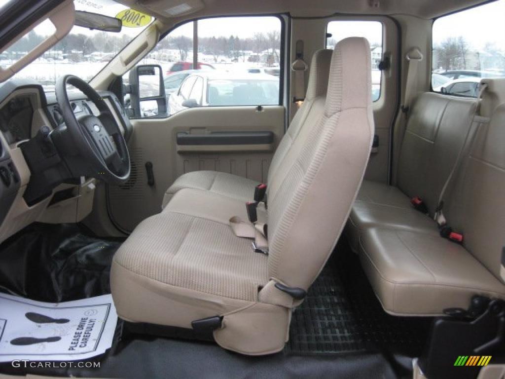 2008 ford f250 super duty xl supercab interior photo 42941471 gtcarlot com