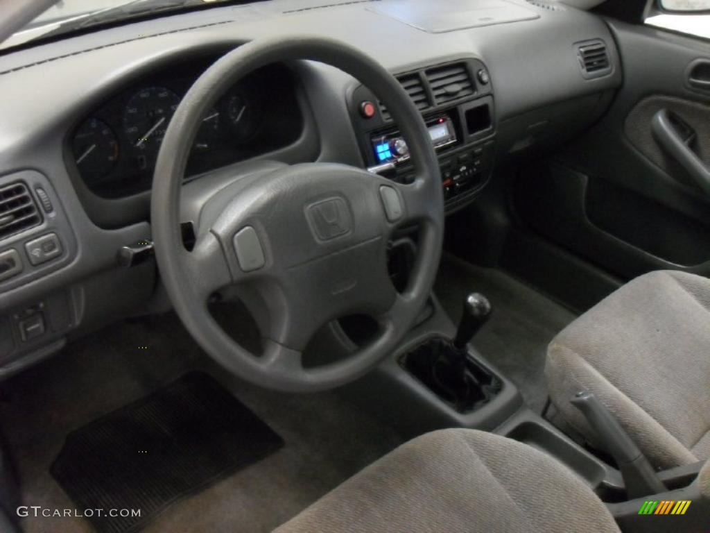 honda civic 1996 interior images galleries with a bite. Black Bedroom Furniture Sets. Home Design Ideas