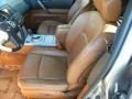 Brick/Black Interior Photo for 2004 Infiniti FX #42952167