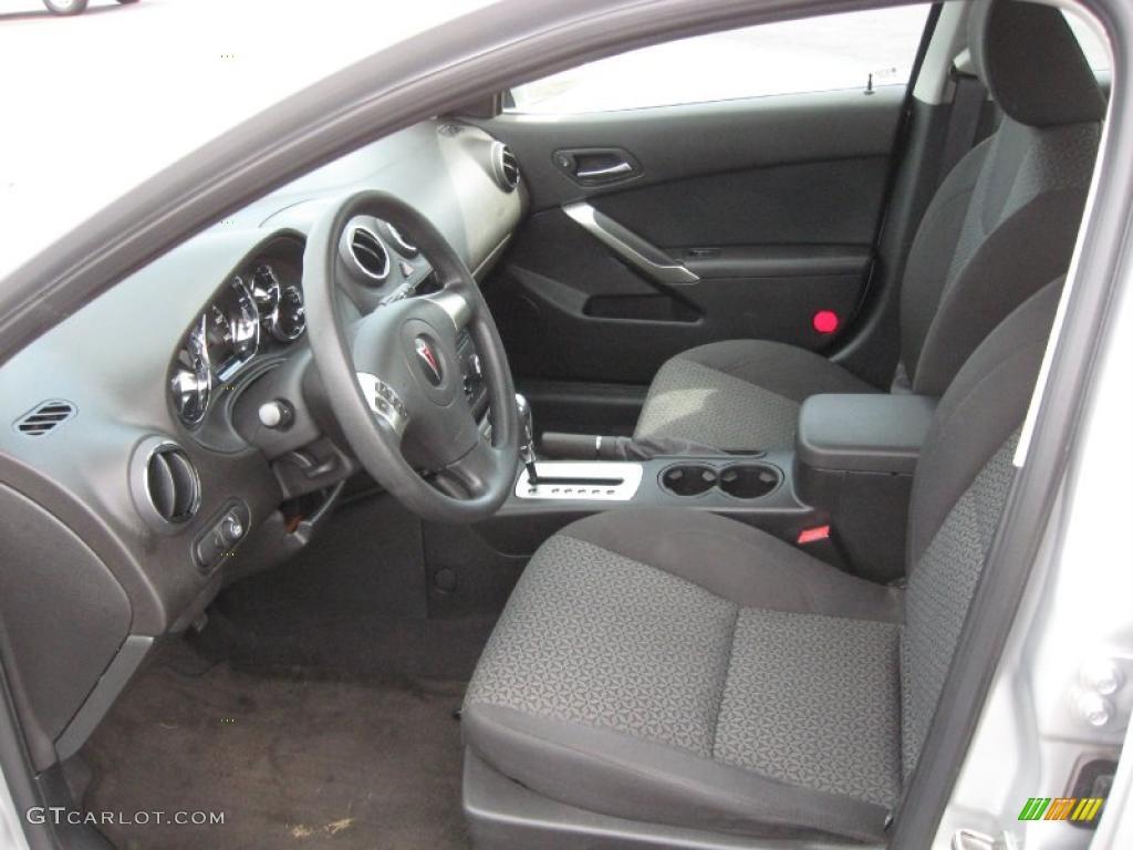 2010 pontiac g6 sedan interior photo 42959991