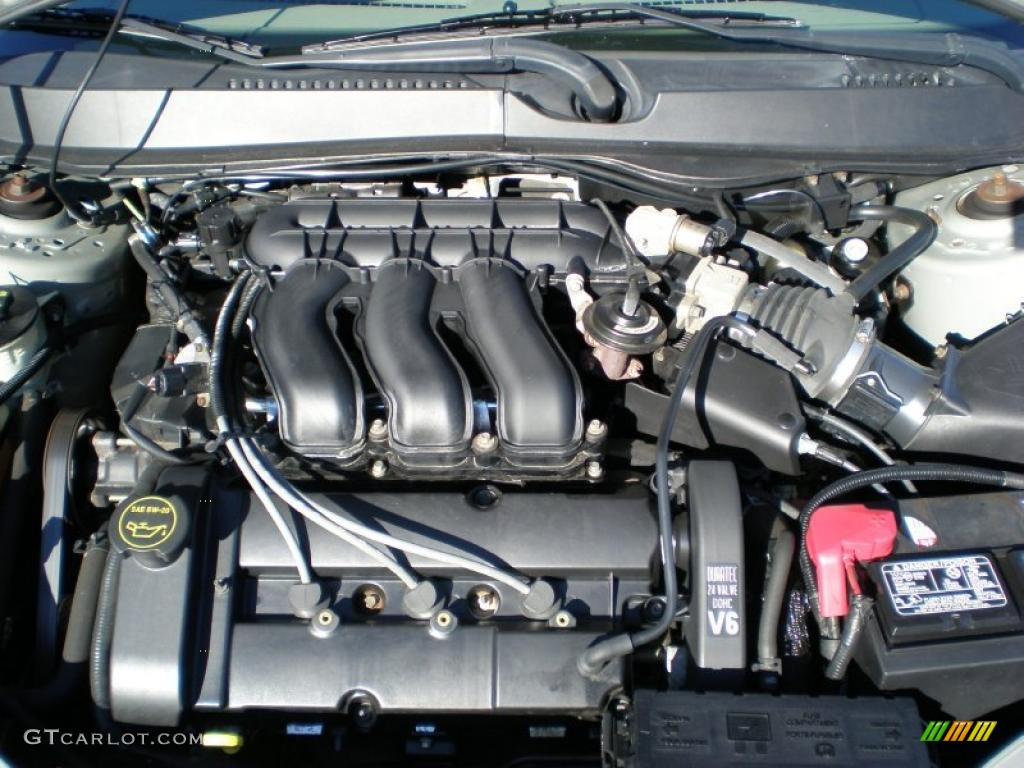 Ford Taurus Sel   Liter Dohc  Valve V Engine Photo