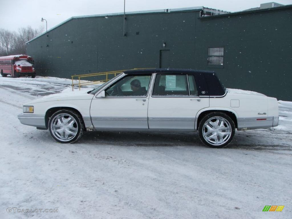 1992 Cadillac DeVille Custom Wheels