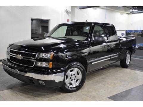 2006 chevrolet silverado 1500 lt extended cab data info and specs. Black Bedroom Furniture Sets. Home Design Ideas