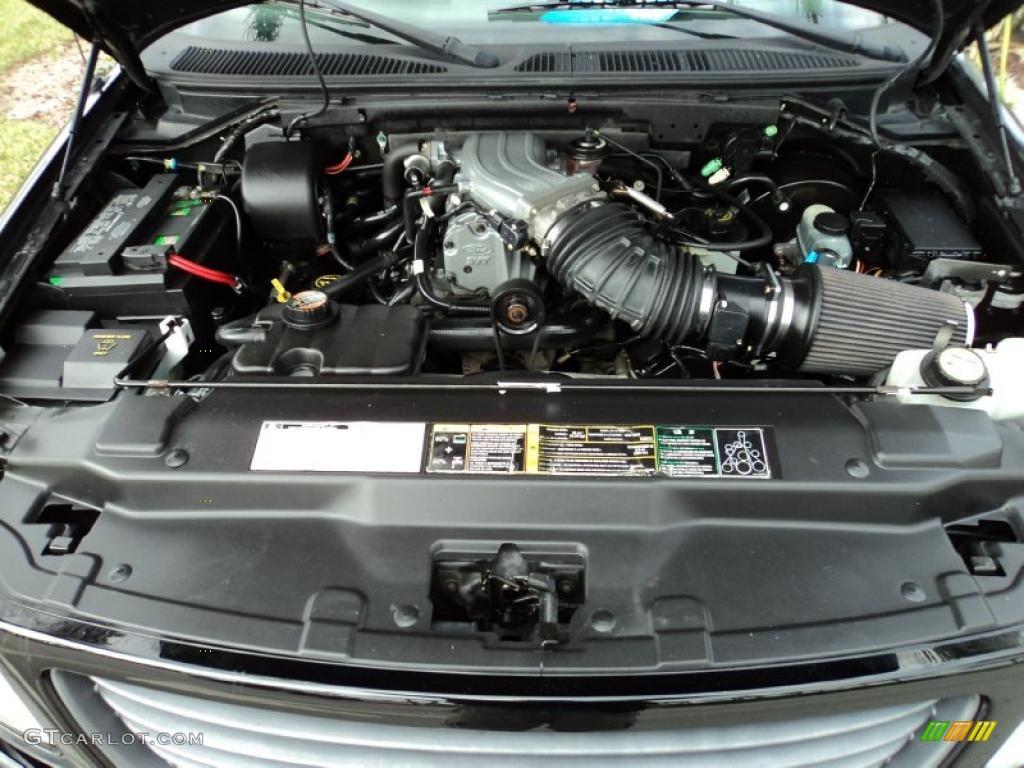 f150 svt lightning 5 4 liter svt supercharged sohc 16 valve v8 engine