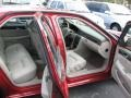 Pewter 1999 Cadillac Seville STS Interior Color