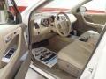 2007 Glacier Pearl White Nissan Murano SE AWD  photo #13