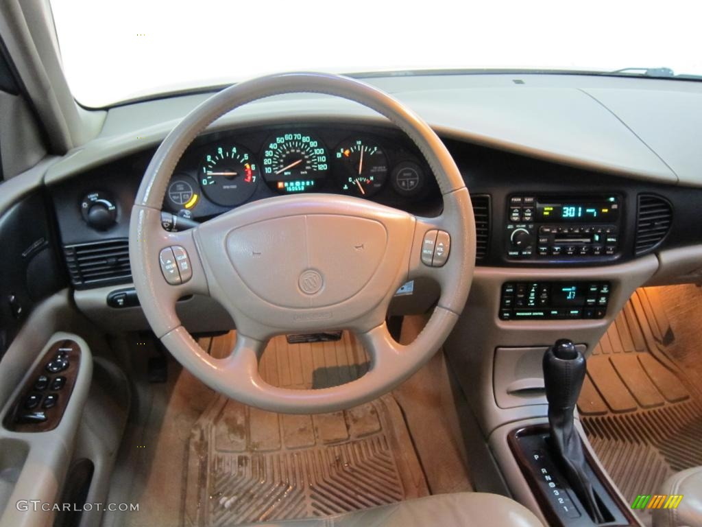 2000 Buick Regal Lse Taupe Dashboard Photo 42997243