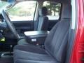 2002 Flame Red Dodge Ram 1500 Sport Quad Cab 4x4  photo #34
