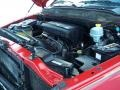 2002 Flame Red Dodge Ram 1500 Sport Quad Cab 4x4  photo #50