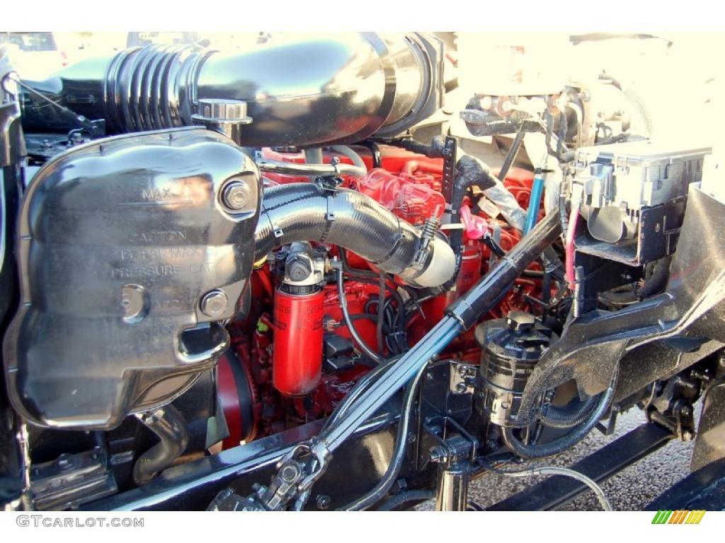 Ford F650 Cummins Engine