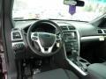 Charcoal Black Prime Interior Photo for 2011 Ford Explorer #43007339