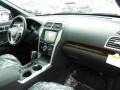 Charcoal Black Dashboard Photo for 2011 Ford Explorer #43008395
