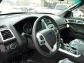 Charcoal Black Dashboard Photo for 2011 Ford Explorer #43008619