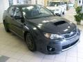 Dark Gray Metallic - Impreza WRX Sedan Photo No. 1