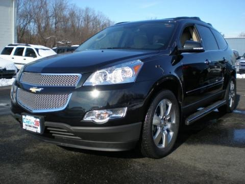 2011 chevrolet traverse ltz awd data info and specs. Black Bedroom Furniture Sets. Home Design Ideas