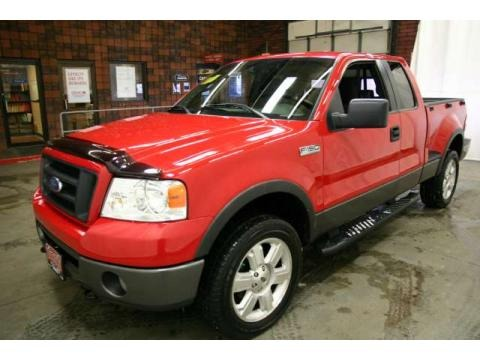 2006 ford f150 fx4 supercab 4x4 data info and specs. Black Bedroom Furniture Sets. Home Design Ideas
