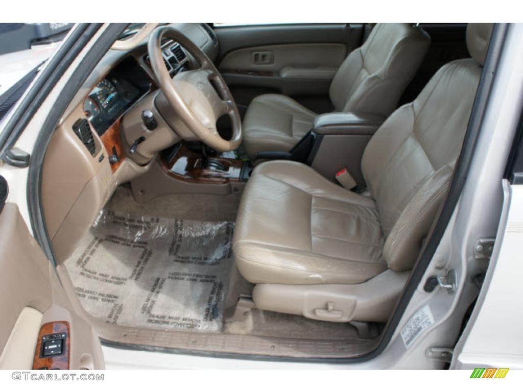 2000 Toyota 4runner Limited Interior Photo 43058124 Gtcarlot Com