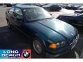 Dark Green Metallic 1994 BMW 3 Series 325i Coupe