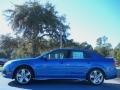 2011 Blue Flame Metallic Ford Fusion Sport  photo #2