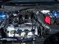 2011 Blue Flame Metallic Ford Fusion Sport  photo #12