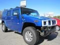 Pacific Blue 2006 Hummer H2 SUV