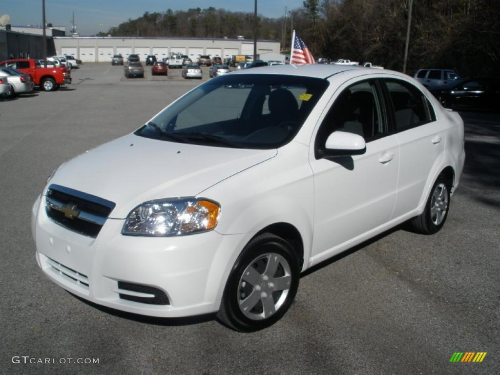 summit white 2011 chevrolet aveo lt sedan exterior photo 43077843. Black Bedroom Furniture Sets. Home Design Ideas