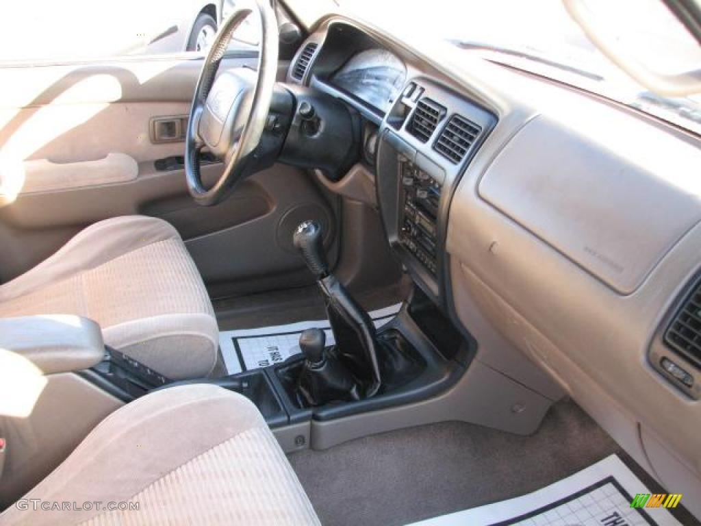 beige interior 1996 toyota 4runner sr5 4x4 photo 43078139