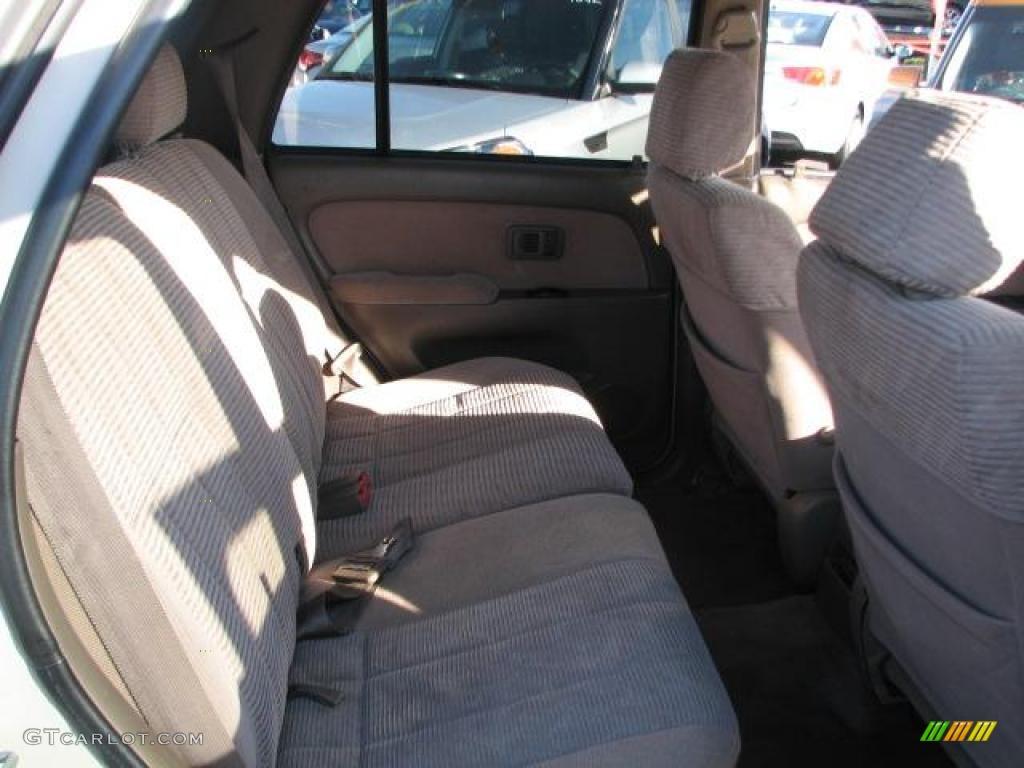 1996 Toyota 4runner Sr5 4x4 Interior Photo 43078159