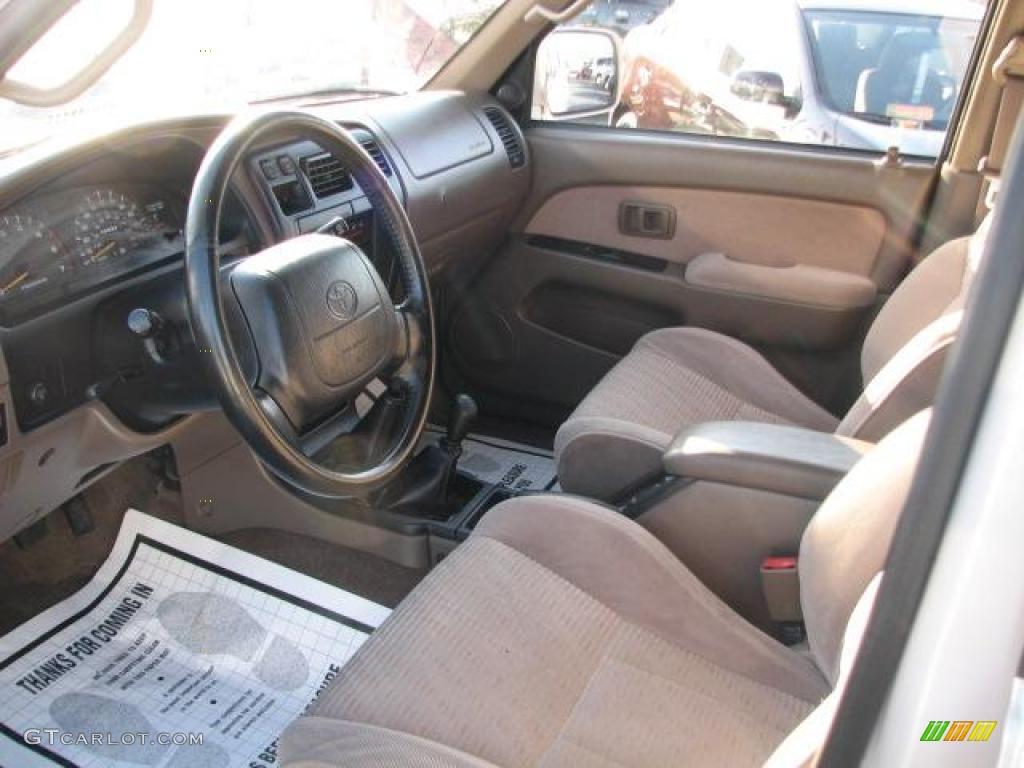1996 toyota 4runner sr5 4x4 interior photo 43078163