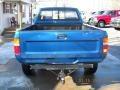 Blue Pearl Metallic - Pickup Deluxe Regular Cab 4x4 Photo No. 10