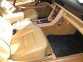 1991 S Class 560 SEC Coupe Parchment Interior