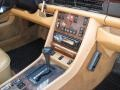 Controls of 1991 S Class 560 SEC Coupe