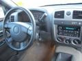 2004 GMC Canyon Pewter Interior Dashboard Photo