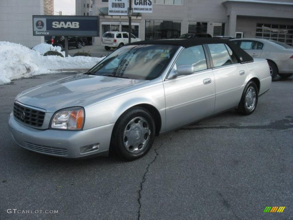 sterling metallic 2002 cadillac deville dhs exterior photo 43121910 gtcarl. Cars Review. Best American Auto & Cars Review