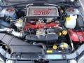 2.5 Liter STi Turbocharged DOHC 16-Valve Flat 4 Cylinder Engine for 2004 Subaru Impreza WRX STi #43140552