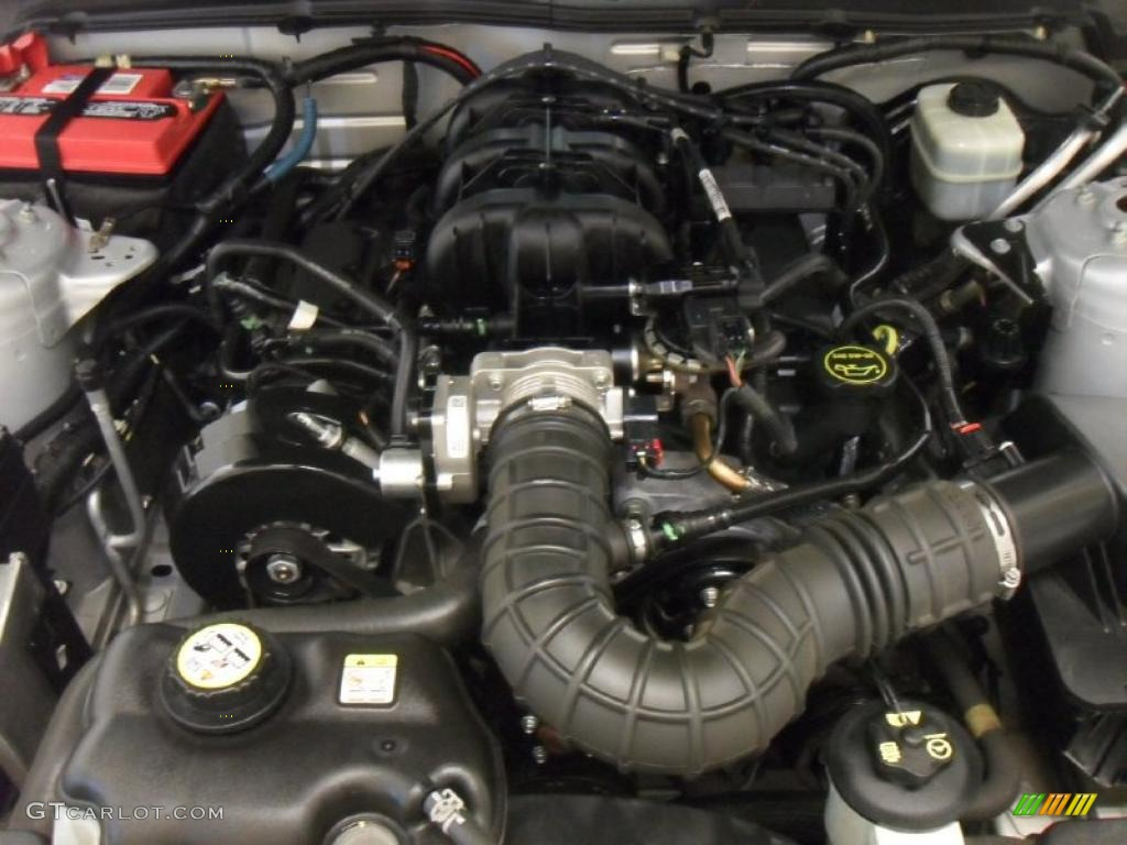 2005 ford mustang v6 deluxe convertible 4.0 liter sohc 12 ... ford mustang 2005 4 0l engine diagram #8