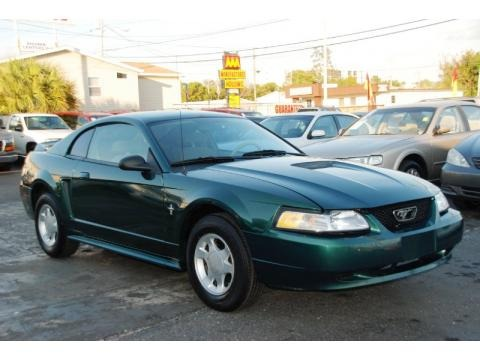 2000 ford mustang v6 coupe data info and specs. Black Bedroom Furniture Sets. Home Design Ideas