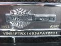 2006 F150 Harley-Davidson SuperCab 4x4 Logo