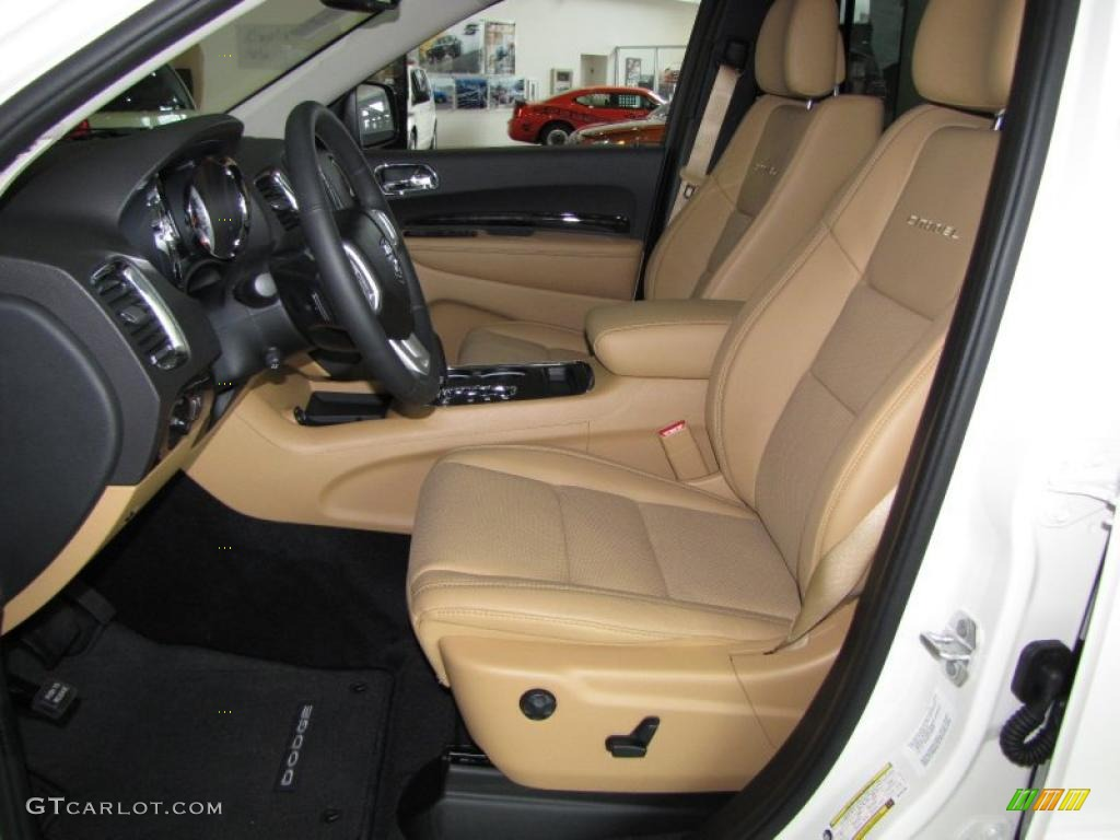 2011 dodge durango citadel interior photo 43194790. Black Bedroom Furniture Sets. Home Design Ideas