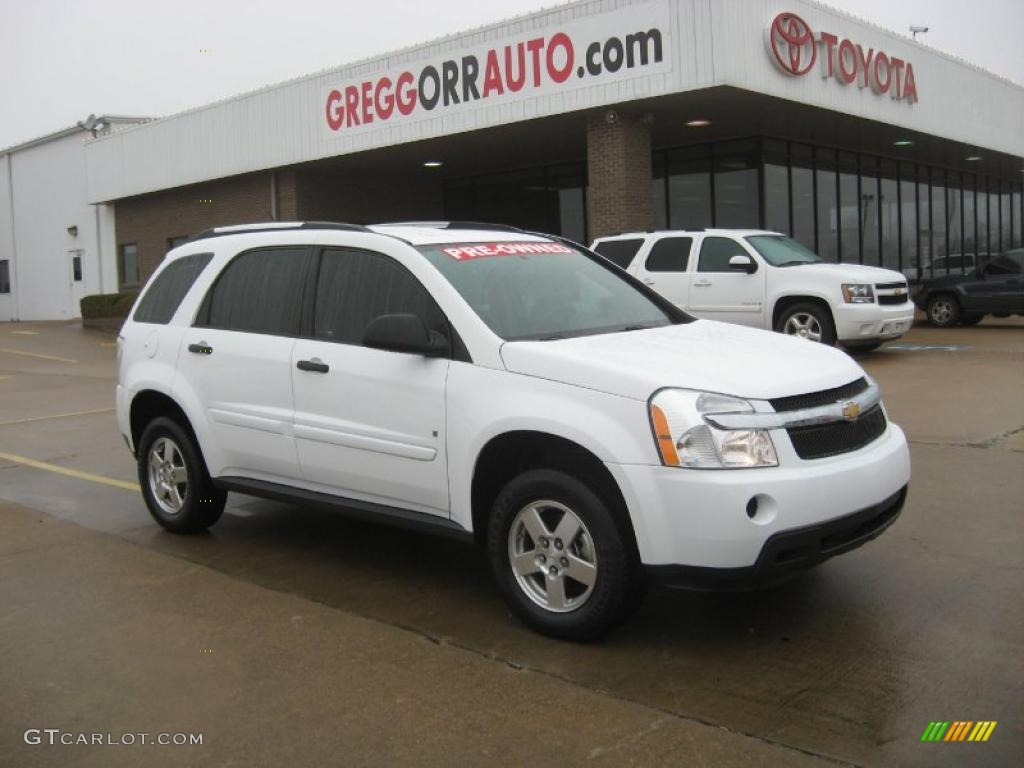 2008 chevy equinox on 2008 summit white chevrolet equinox ls awd. Cars Review. Best American Auto & Cars Review
