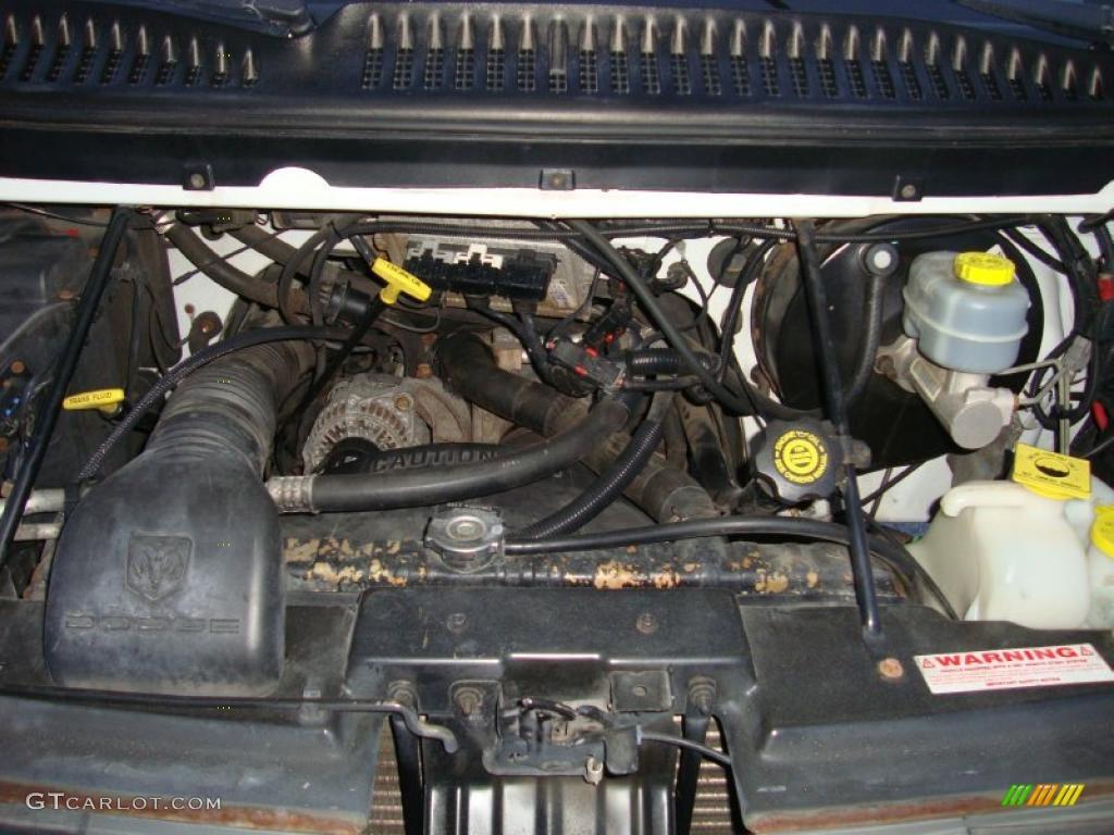 2002 dodge ram van 1500 passenger 3 9 liter ohv 12 valve v6 engine photo 43208718. Black Bedroom Furniture Sets. Home Design Ideas