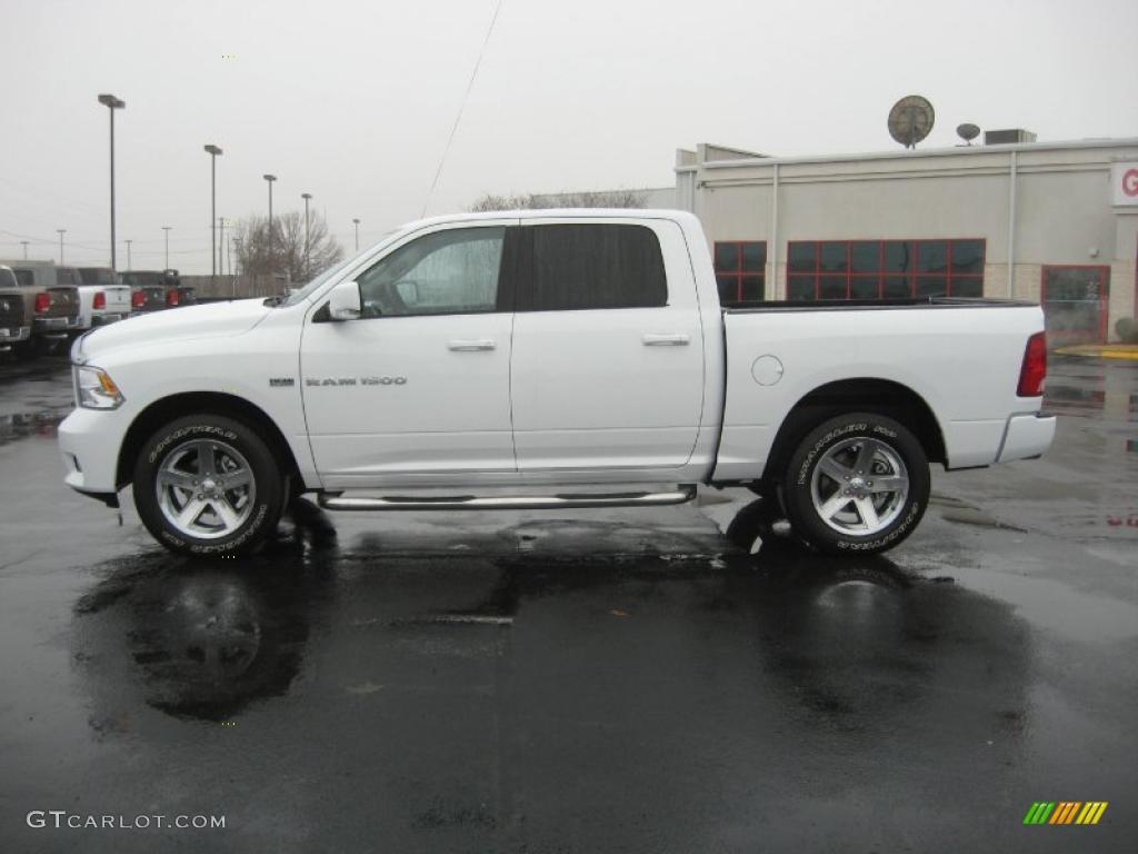 Dodge Ram 2011 White