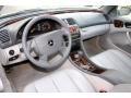 1999 CLK 320 Convertible Ash Interior